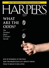Harpers Magazine July August 2021 What Are The Odds