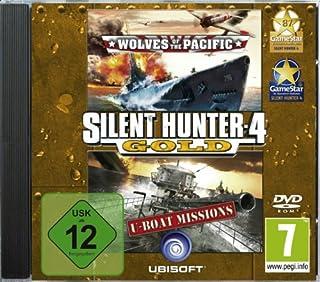 Silent Hunter 4 Gold [Software Pyramide] [Importación alemana]