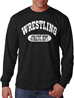 Best college wrestling long sleeve shirts Reviews