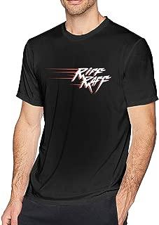 MEIPIQI Riff-Raff Shirt Casual Short Sleeved T-Sh