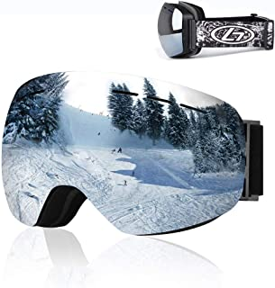 clear goggles for snowboarding