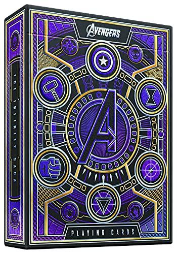 Theory11 Los Vengadores Jugando a Las Cartas de Marvel Studios