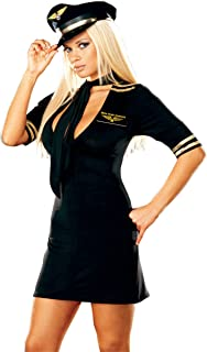 Mile High Captain Adult Costume - Large