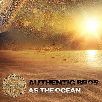 As the Ocean