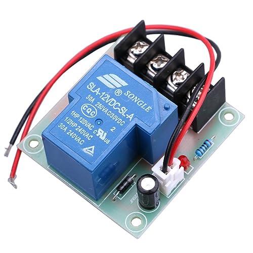 Yeeco 30A High Current 12V Contacteur Relais Interrupteur D'alimentation électrique à Courant Continu de Commutation du Module de Commande Control Board Commutateurs de Relais électrique