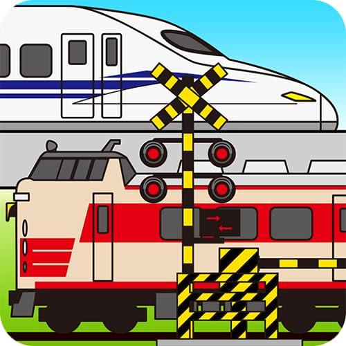 train cancan[Railroad crossing, tunnel]