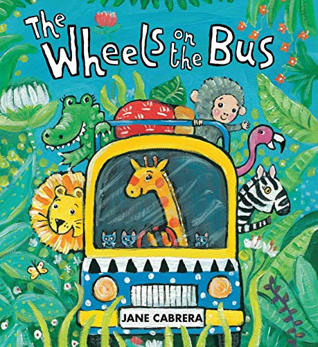 The Wheels on the Bus (Jane Cabrera's Story Time)