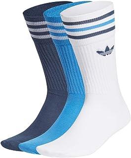 adidas, Solid Crew Sock Socks, Unisex Adulto