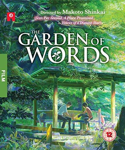 Garden of Words [Edizione: Regno Unito] [Blu-Ray] [Import]