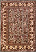 Momeni Rugs Ghazni Collection, Traditional Area Rug, 2ft x 3ft, Light Blue 商品カテゴリー: ラグ カーペット [並行輸入品]