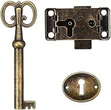 Fonte Ancien Victorien Vintage Style Porte Placard Loquet de Portail