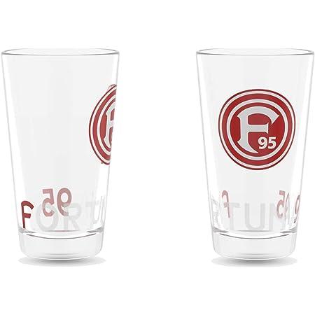 "Porzellantasse /""/""Stripes/""/"" Fortuna Düsseldorf"
