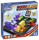 Ravensburger 76301 ThinkFun Rush Hour Juego de Smart Game