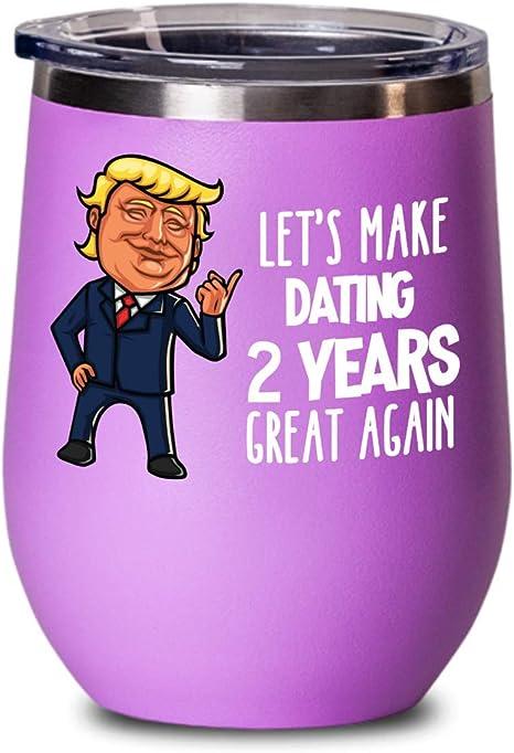 Trump 4 Year Gift 4 Year Anniversary Tumbler For 4 Year Dating 4 Year Gift 4 Year Tumbler Boy Tumbler 4 Year