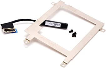 Deal4GO SSD SATA Hard Drive Caddy Bracket + HDD Cable Connector for Dell Latitude E7440 7440 0WPRM