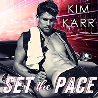 Set the Pace     Detroit Love Duet, Book 1              By:                                                                                                                                 Kim Karr                               Narrated by:                                                                                                                                 CJ Bloom,                                                                                        Sebastian York                      Length: 12 hrs and 14 mins     290 ratings     Overall 4.3