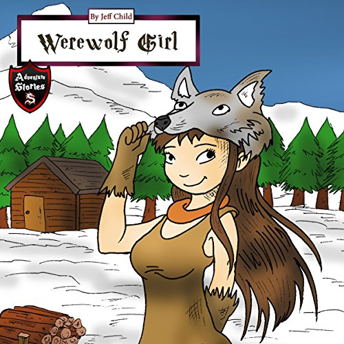 Werewolf Girl: A Wolf Girl Diary audiobook cover art