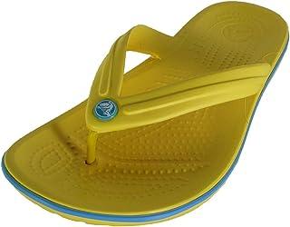 cc9f73c87d87 Amazon.com  Yellow - Flip-Flops   Sandals  Clothing