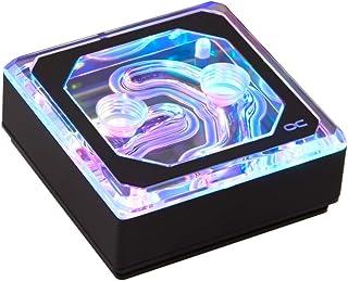 Alphacool Eisblock XPX Edge RGB | Plexi Black Digital