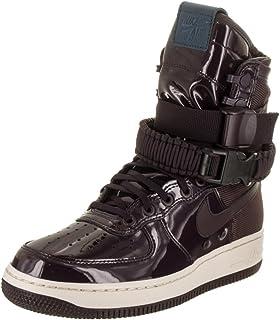 arrives 76241 c2a6e Nike Women s W SF AF1 SE PRM Casual Shoe