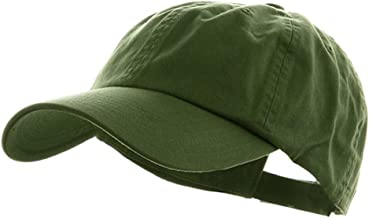 MG Low Profile Dyed Cotton Twill Cap