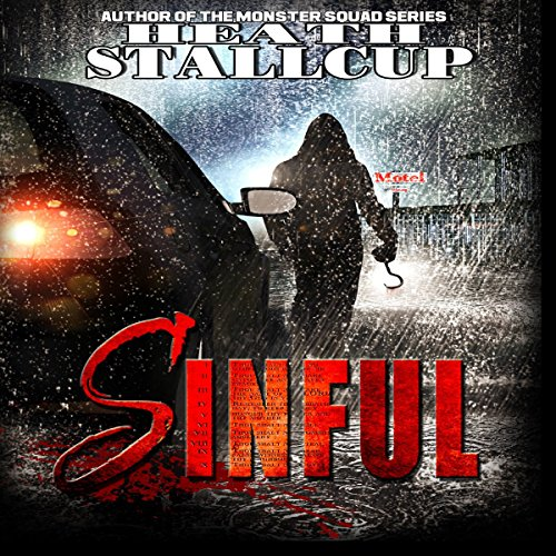 Sinful  By  cover art