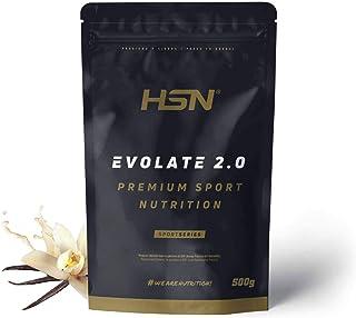 Amazon.es: sascha fitness hydrolyzed whey protein isolate