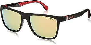 CARRERA Unisex Sunglasses, Rectangular, 5047/S - Black/Brown