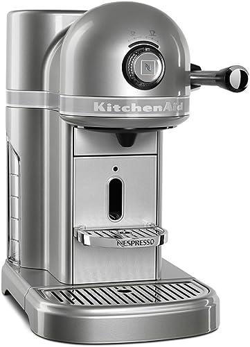 KitchenAid KES0503SR Nespresso, Sugar Pearl (Renewed)