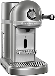KitchenAid KES0503SR Nespresso, Sugar Pearl (Renewed)