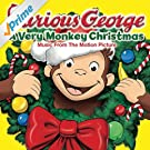 Curious George: A Very Monkey Christmas (Music from the Motion Picture)
