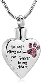 Best locket for dog ashes Reviews