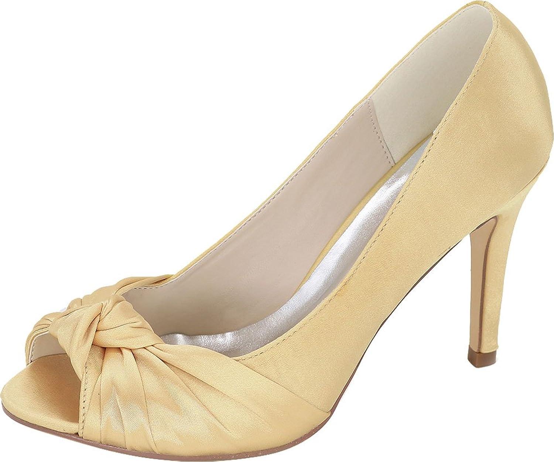 CFP ,  Damen Peep-Toe, Gold - Gold - Größe  37  | Kaufen Sie online  | Bekannt für seine schöne Qualität  | Öffnen Sie das Interesse und die Innovation Ihres Kindes, aber auch die Unschuld von Kindern, kindlich, glücklich