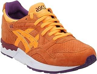 by Asics Unisex Gel-Lyte¿ V Orange Pop/Orange Pop Sneaker