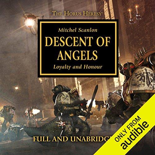 Descent of Angels audiobook cover art