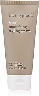 Living Proof No Frizz Nourishing Styling Cream, Travel, 2 Ounce