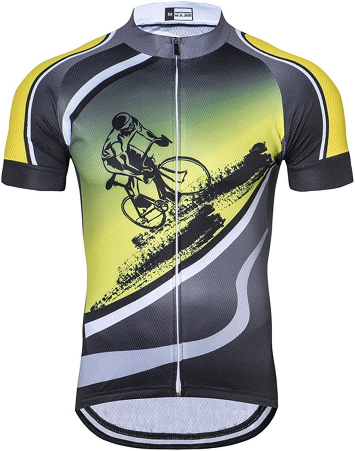 Cycling Jersey Men Racing Sport Team Clothing MTB Bike Breathable Bicycle Wear