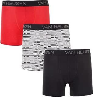 Van Heusen Mens 3 Pk Stretch Boxer Brief