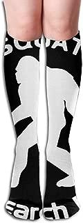 SASQUATCH RESEARCH UNIT Boys Hose Fashion Patterned High Socks Stockings