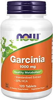 Now Foods Garcinia. 1000mg 120 Unidades 200 g