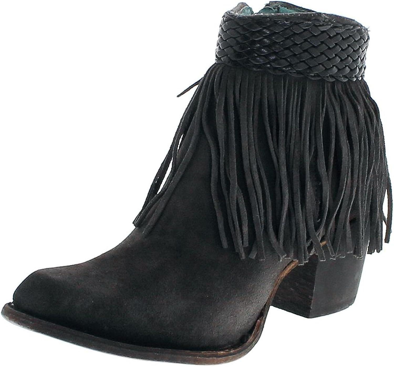 Corral Stiefel Stiefel C3099 schwarz grau Damen Stiefelette Braun Damenschuhe Damen Stiefel  | Ausgezeichnete Leistung
