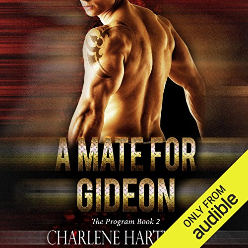 A Mate for Gideon audiobook cover art