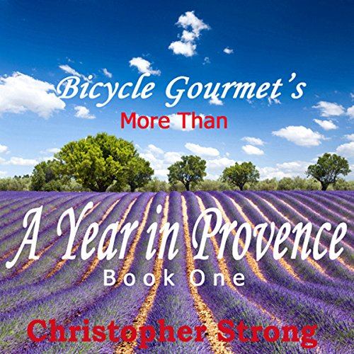 More than a Year in Provence audiobook cover art