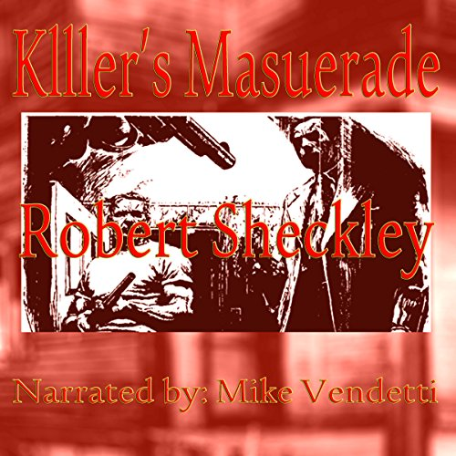 Killer's Masquerade audiobook cover art