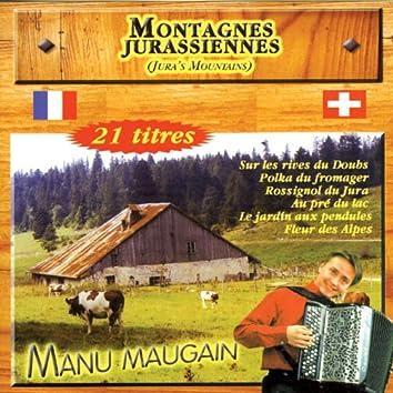 Montagnes Jurassiennes