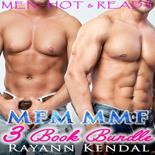 MFM MMF Menage: 3 Book Bundle #3 cover art
