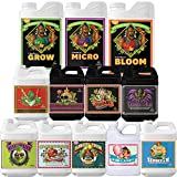 ADV Nutrients - Complete Kit Pack (roots, growth, bloom)