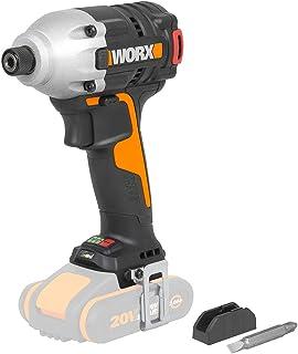 comprar comparacion Worx WX261.9 - Atornillador Impacto Brushless 20V (sin batería)