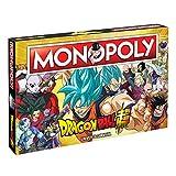 Dragon Ball Super Monopoly Board Game