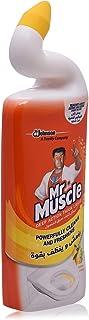 MR. MUSCLE Duck Citrus Toilet Cleaner, 750 ml